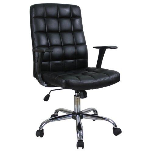 Компьютерное кресло College BX-3619 для руководителя, обивка: искусственная кожа, цвет: черный