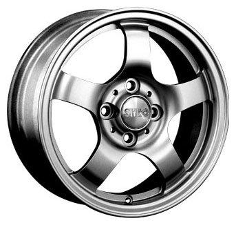 Колесные диски Nitro Y4925 6x15/4x100 D54,1 ET48 (BFP)