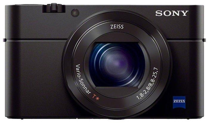 Фотоаппарат Sony Cyber-shot DSC-RX100M3 фото 1