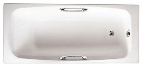 Встраиваемая ванна Jacob Delafon Diapаson 170x75 с отверстиями для ручек E2926