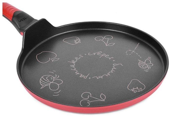 Блинные сковороды с керамическим покрытием