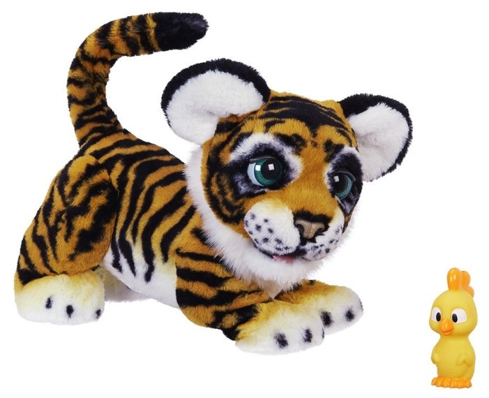 Интерактивная мягкая игрушка FurReal Friends Тигренок Тайлер