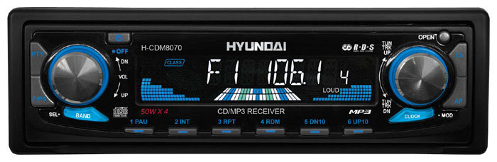 Hyundai H-CDM8070