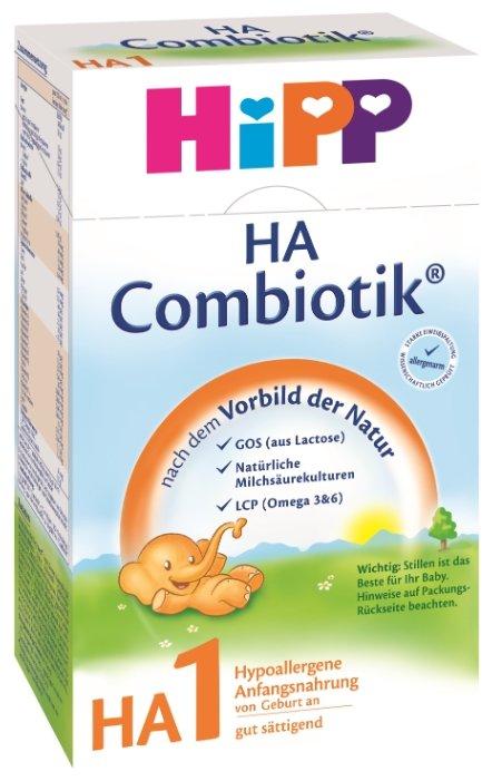 Смесь HiPP HA 1 Combiotic (с первых дней) 500 г