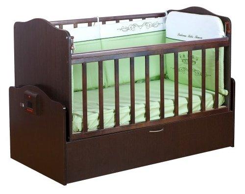 Кроватка Daka Baby Укачай-ка 2