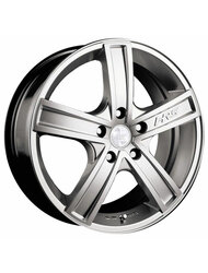 Racing Wheels H-412 6.5x15 5x112 ET 35 Dia 66.6 BK F/P - фото 1