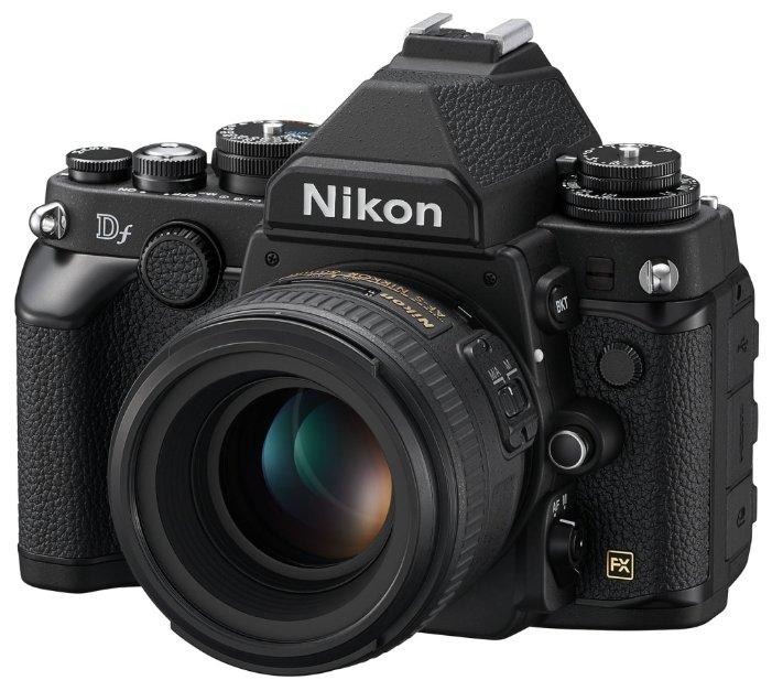 Nikon Зеркальный фотоаппарат Nikon Df Kit