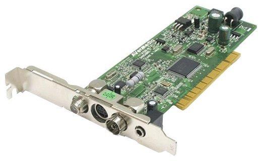 TV-тюнер AVerMedia Technologies AverTV DVB-S Hybrid+FM
