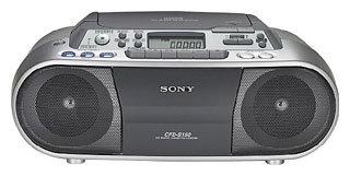 Sony Магнитола Sony CFD-S01