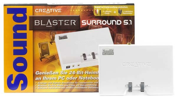 Creative SB Surround 5.1