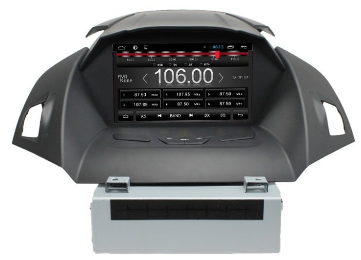 Автомагнитола Ksize DVA-KR8056