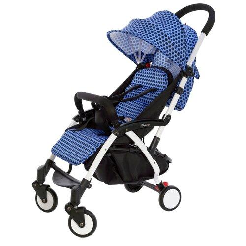 Прогулочная коляска Esspero Summer Lux, blue spot прогулочная коляска tfk joggster trail twillight blue