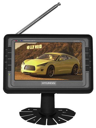 Автомобильный телевизор Hyundai H-LCD703