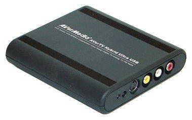 TV-тюнер AVerMedia Technologies AVerTV Hybrid Ultra USB