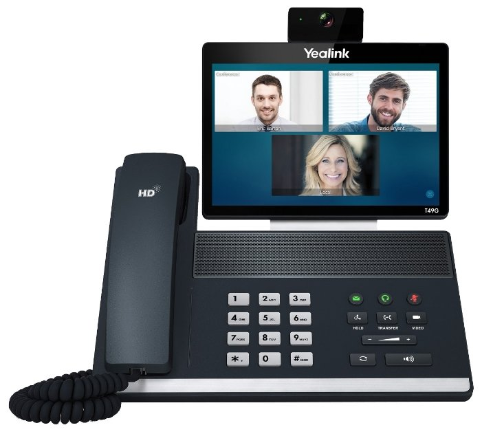 Yealink VoIP-телефон Yealink SIP VP-T49G
