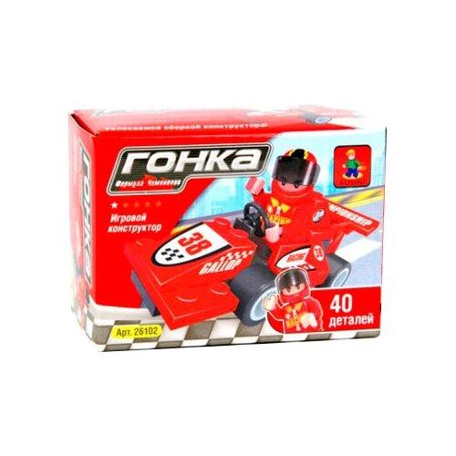 Конструктор Ausini Гонка 26102 конструктор ausini гонка 26101