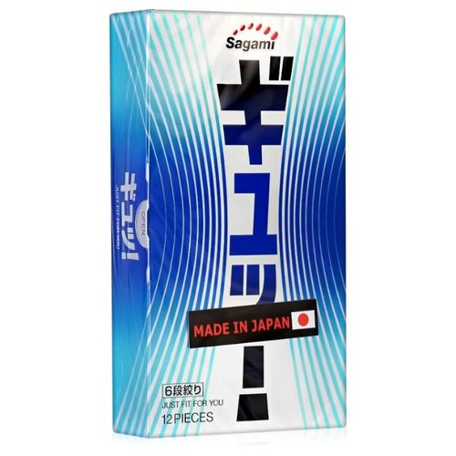 Презервативы Sagami 6 Fit V 12 шт.Презервативы<br>