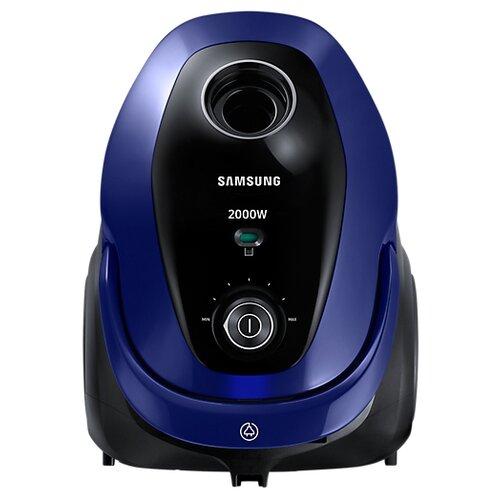 Пылесос Samsung VC20M251AWB blueПылесосы<br>