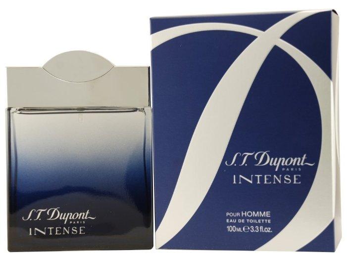 Туалетная вода S.T.Dupont Intense pour Homme