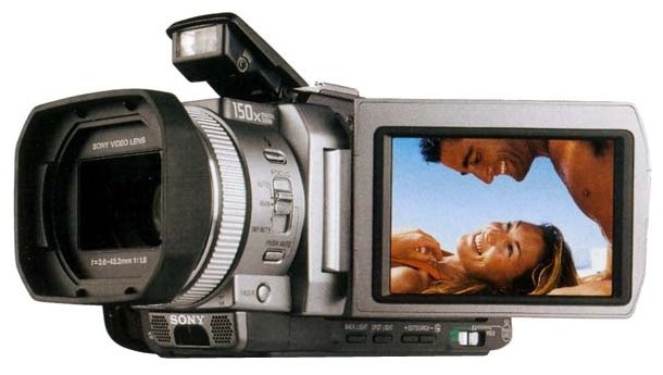 Видеокамера Sony DCR-TRV940E