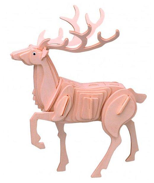 Сборная модель Чудо-Дерево Благородный олень (M031),,
