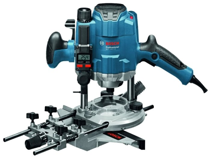 Bosch GOF 1250 LCE Professional + L-Boxx