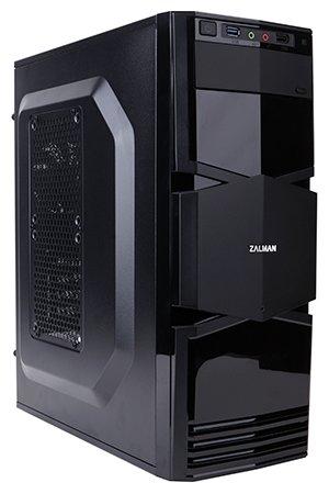 Zalman Компьютерный корпус Zalman ZM-T3 Black