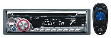 Автомагнитола JVC KD-G395