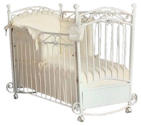 Кроватка Picci ALINA (качалка), на полозьях