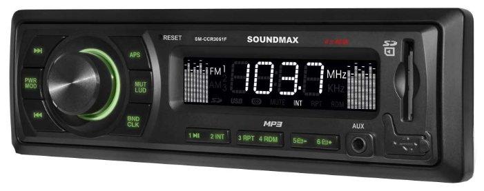 Автомагнитола SoundMAX SM-CCR3051F