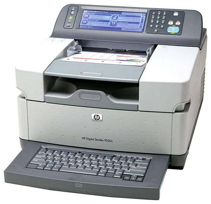Сканер HP 9250c Digital Sender
