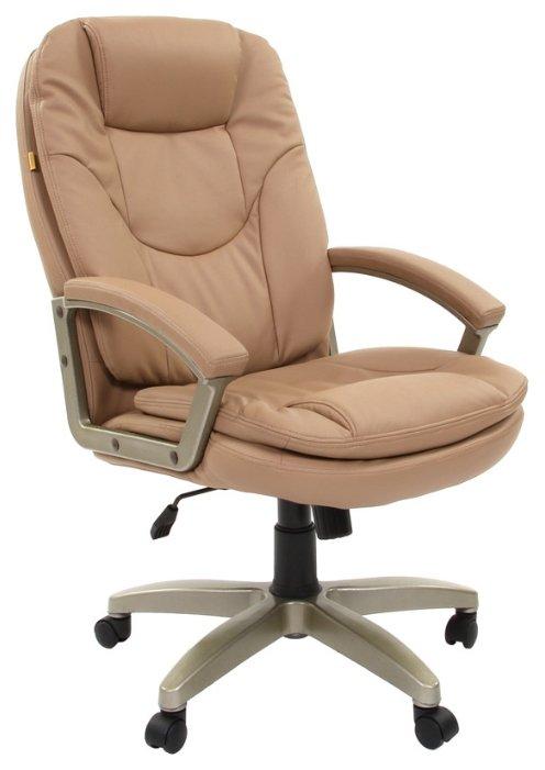 Компьютерное кресло Chairman 668 LT для руководителя — купить по выгодной цене на Яндекс.Маркете