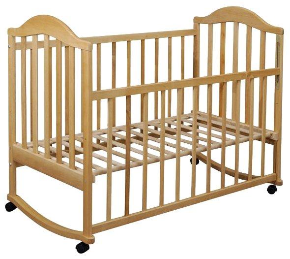 Кроватка Ласка-М Наполеон ЭКО