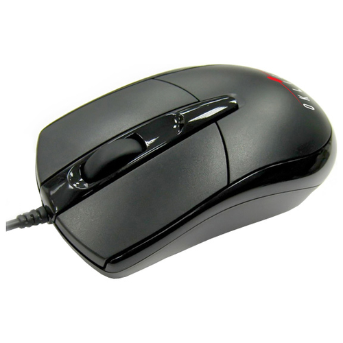 Мышь Oklick 125 M Optical Mouse Black USB