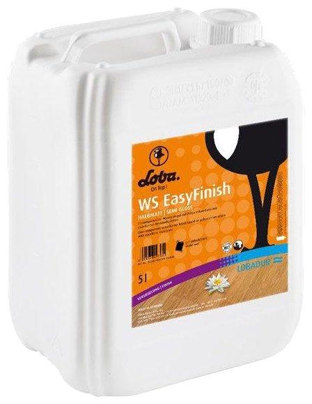 Лак Loba WS EasyFinish матовый (5 л) акрил-уретановый — цены на Яндекс.Маркете