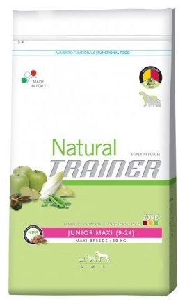 Корм для собак TRAINER Natural Junior Maxi dry (3 кг)