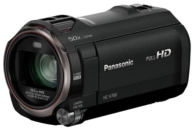 Panasonic Видеокамера Panasonic HC-V760
