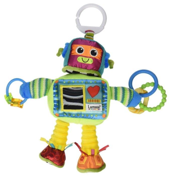 Подвесная игрушка Lamaze Робот Расти (LC27089)