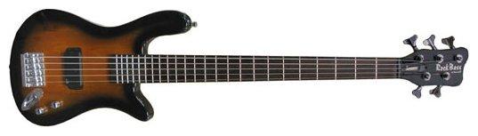 Бас-гитара ROCKBASS Streamer Standard 5