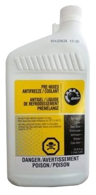 BRP Pre-Mixed Antifreeze/Coolant