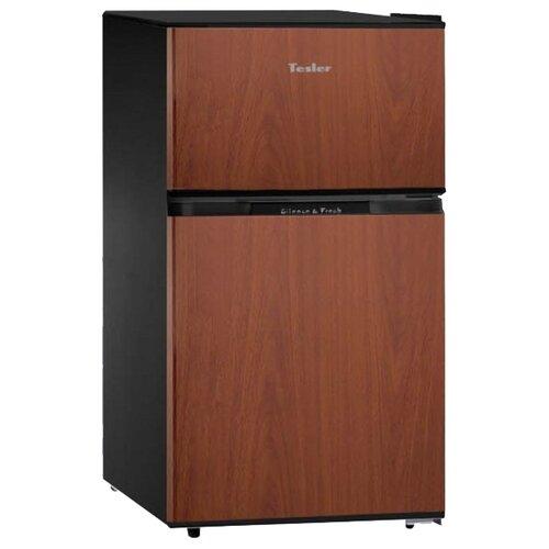 Холодильник Tesler RCT-100 WoodХолодильники<br>