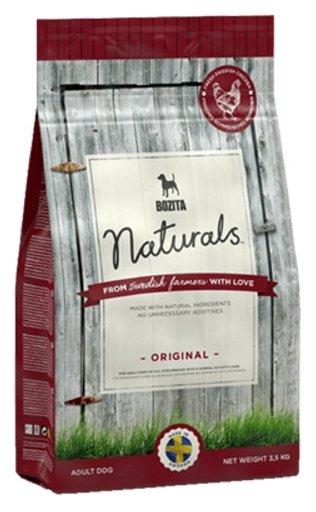 Корм для собак Bozita Naturals курица 12 кг