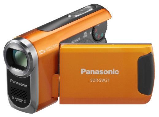 Panasonic SDR-SW21