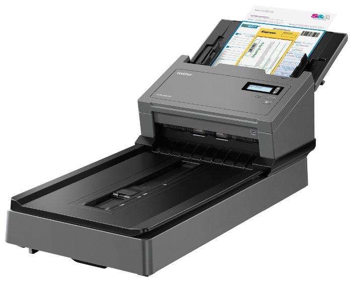 Сканеры Brother PDS-5000F, Арт. PDS5000FZ1