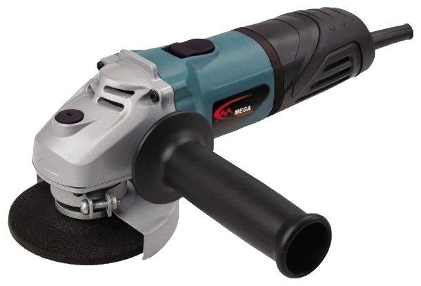 УШМ MEGA WS 11-125e, 1100 Вт, 125 мм