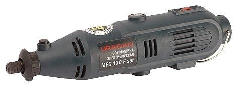 Гравер URAGAN MEG 130 E SET