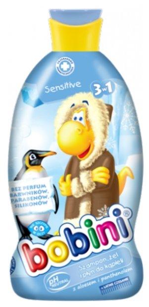 "Bobini Средство для купания ""Sensitive"" 3 в 1"