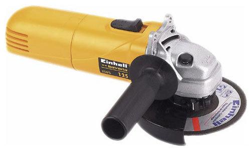 УШМ Einhell BWS 125/850-2, 850 Вт, 125 мм