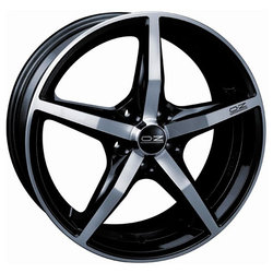 Колесные диски OZ Racing Canova 6.5x15/4x100 D68 ET37 Black