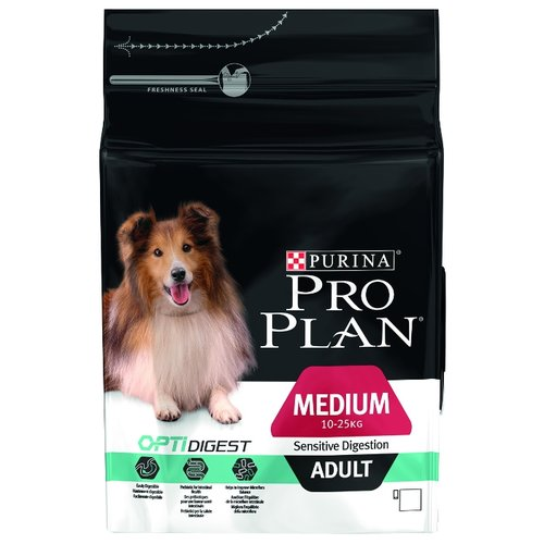 Корм для собак Purina Pro Plan (1.5 кг) Medium Adult сanine Sensitive Digestion Lamb and rice dryКорма для собак<br>